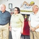 Greenfield Lions Club inducts new members