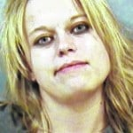 Woman allegedly flees officer