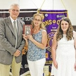 Retired SSCC professor speaks at Hillsboro Lions Club meeting