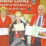 Lynchburg Lions recognized at convention