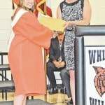 Douglas receives scholarship from Mowrystown Lions Club