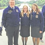 Hillsboro FFA members attend national conference