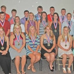 Highland County scholar-athletes honored