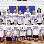 2015 Lady Tigers Volleyball Camp