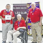 Hillsboro Lions recognized for service