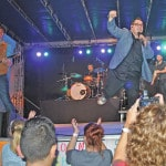 Sidewalk Prophets rock large crowd