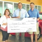 Jerry Haag Motors supports YMCA Little League