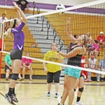 MHS holds Alumni Volleyball game