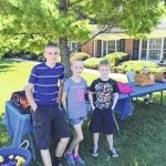 Edgewood Manor hosts back to school bash