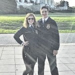 Fairfield FFA president, vice president travel to D.C.