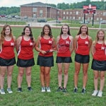 The 2015 Hillsboro Lady Indians tennis team