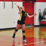 LC volleyball defeats FHS