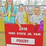 Highland County competes in State Poultry Skillathon