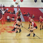 Lady Indians sweep Wilmington