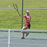 Lady Indians fall to Wilmington tennis