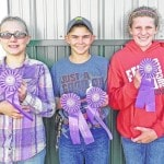 4-H members recognized for Outstanding of the Day