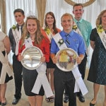 Burwinkel, Frost crowned at Highland County Fair