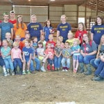 Hillsboro FFA hosts petting zoo