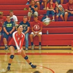Lady Indians fall to Massie 3-0