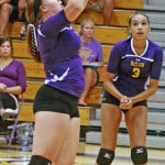 Lady Tigers fall in three to Chillicothe