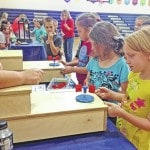 COSI on Wheels visits Bright Elementary