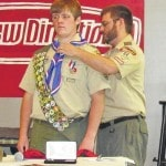 Teen soars to Eagle Scout rank
