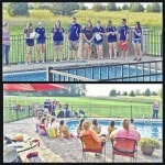 Hillsboro FFA holds summer meeting, pool party