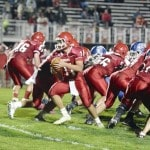 Indians fall victim to Massie 56-7