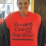 Scaring Cancer on Main Street