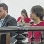 Two get prison terms on control violations
