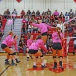 Lady Indians sweep McClain