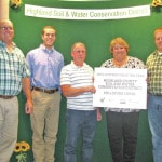 Shoemakers SWCD Cooperator of the Year