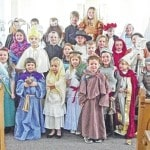 St. Mary Catholic School celebrates All Saints Day