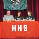 Breeden signs with Cleveland St.