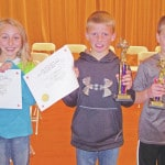 Adams wins GES Spelling Bee