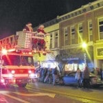 Greenfield set for Christmas