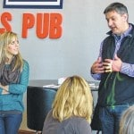 Drug abuse education at Greenfield Rotary
