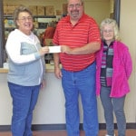 Buckskin church donates to GACC project