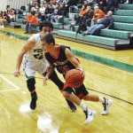 'Cats fall to Latham 60-41