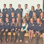 Hillsboro FFA Greenhand Night recognizes 63
