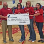 First State Bank donates $900 to HHS Athletics