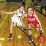 Three's hurt Lady Indians in loss