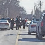 Barrera: Subjects barricaded selves in mobile home