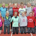 New coach and fresh faces for Lady Indians track