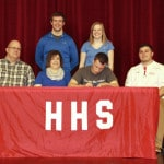 Hillsboro's Brown signs with Thomas Moore this week.