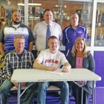 McClain's Hollar signs with Findlay