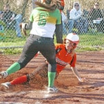 Lady 'Cats slip by Dragons 6-5