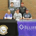 Ryan signs with Blufton