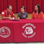 Fairfield's Conover signs with KCU