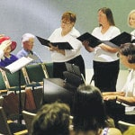 SSCC Singers present 17th annual spring concert